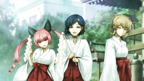 Details Released for New Key Characters in Steins;Gate 0