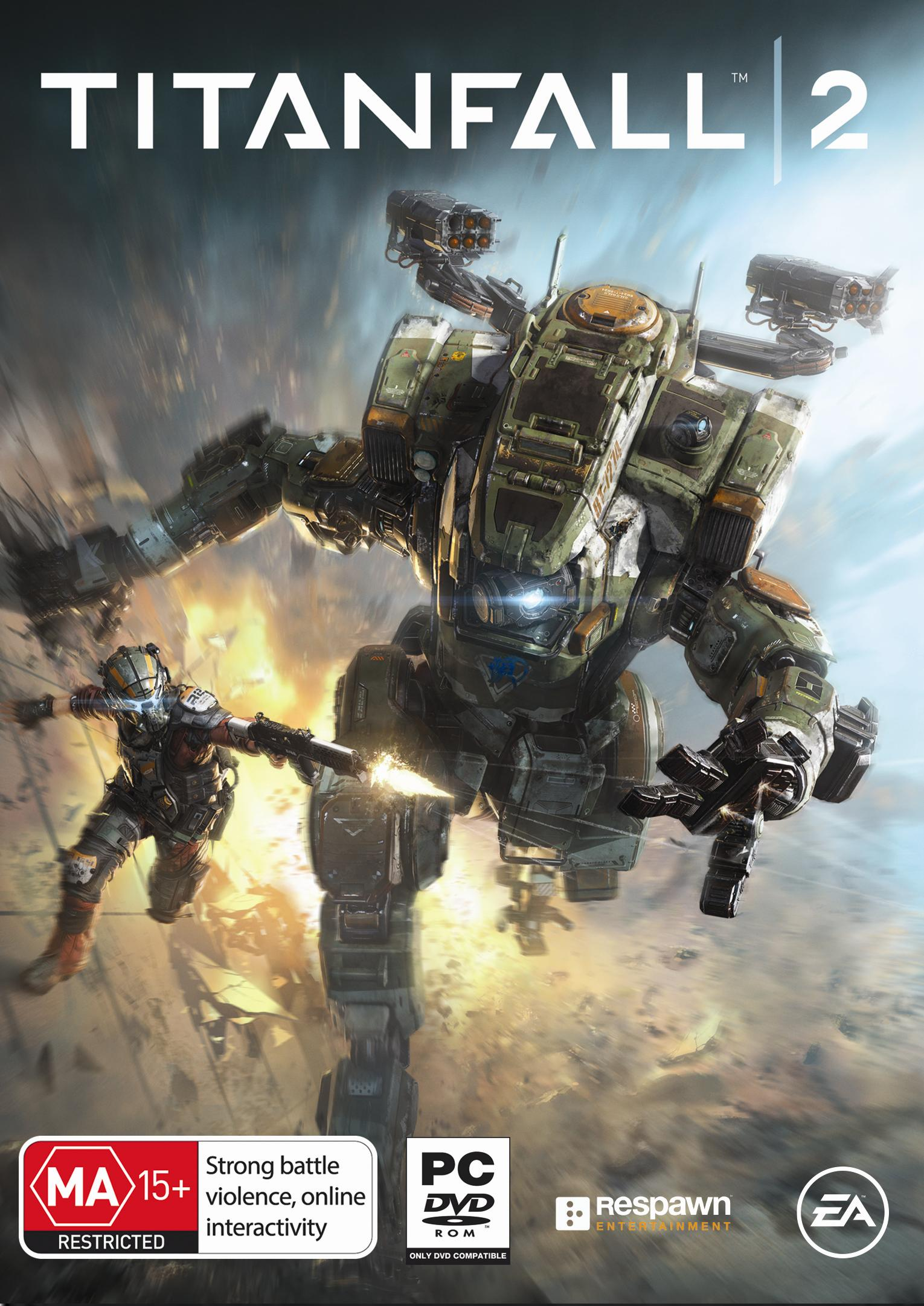 Titanfall 2 Review – Capsule Computers