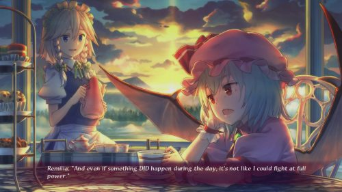 Touhou: Scarlet Curiosity Released in Europe with New Trailer