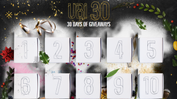 Ubisoft 30 Days of Giveaways Starts Today