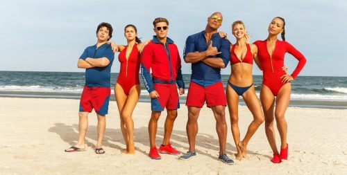 New Baywatch Red Band Trailer is Full of Abs, Explosions, and F Bombs