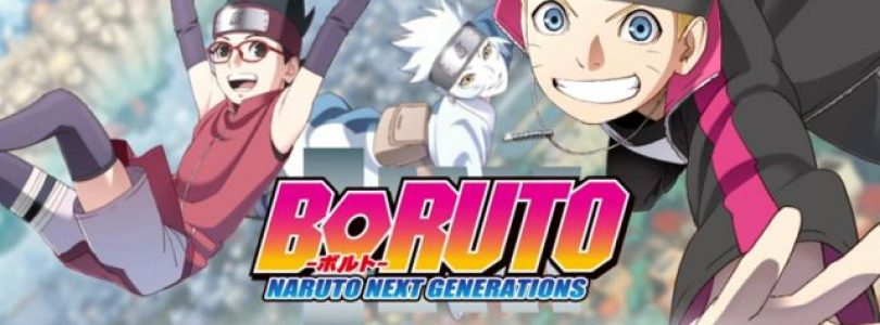 'Boruto: Naruto Next Generations' TV Series Announced for April 2017