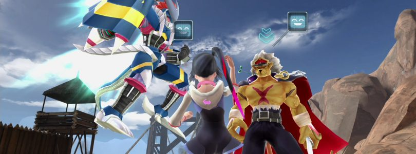 Digimon World: Next Order PlayStation 4 Screenshots Released
