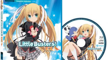 This Tuesday From Sentai Filmworks: 'Little Busters! Ex' and 'Kawai Complex Guide'