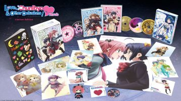 This Tuesday From Sentai Filmworks: Angels, Chunibyo and Demons