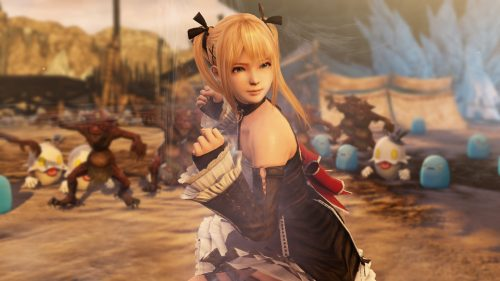 Musou Stars' Marie Rose, Honoka, Darius, and Shiki Introduced in Latest Videos