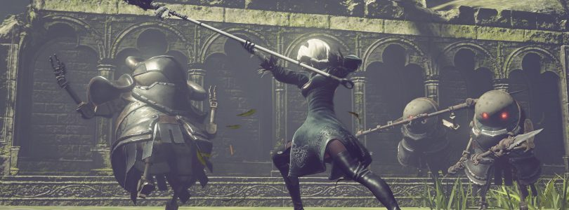 NieR: Automata Forest Screenshots Released