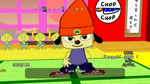 PaRappa the Rapper, Patapon, and Loco Roco Remasters Announced for PlayStation 4
