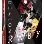RWBY Volumes 1-3 Beacon SteelBook Review
