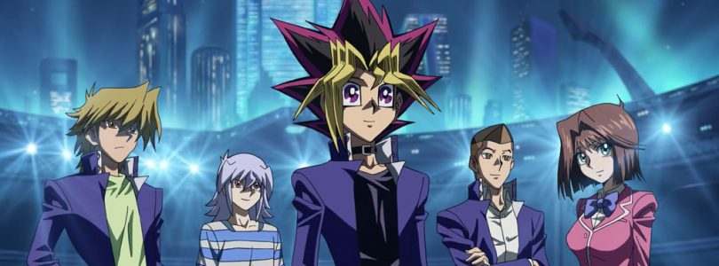Madman Is Bringing the Fourth 'Yu-Gi-Oh!' Film to Cinemas in 2017