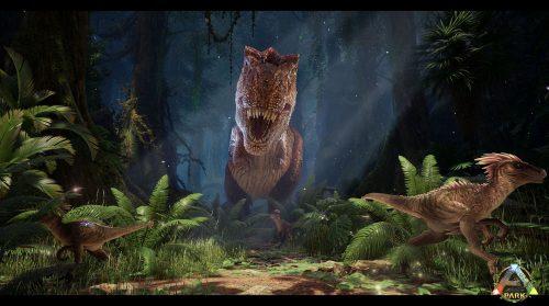 ARK Park Bringing ARK: Survival Evolved's Dinos to VR in 2017