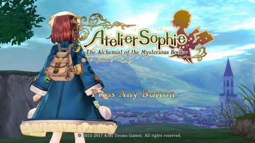 Atelier Sophie and Nights of Azure Announced for PC Release on February 7