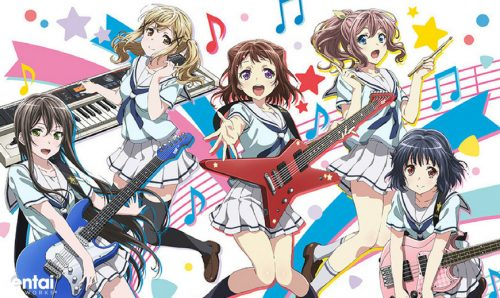 Sentai Filmworks Licenses 'Urara Meirocho' and 'BanG Dream!'