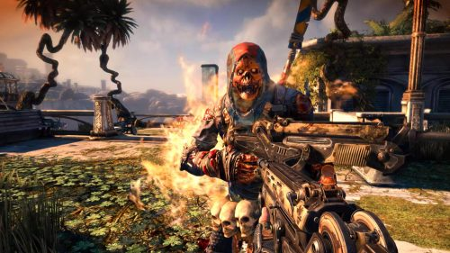 Bulletstorm: Full Clip Edition Announced for Xbox One, PlayStation 4, and PC