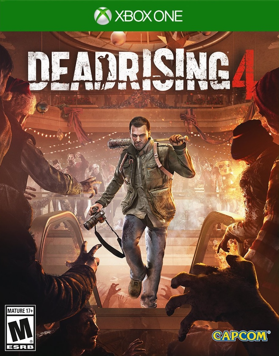 Dead rising 4 review capsule computers dead rising 4 box art malvernweather Images