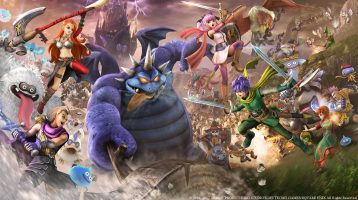 Dragon Quest Heroes II Arrives in the West in Late April 2017