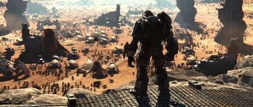 Halo Wars 2's Latest Trailer Introduces Atriox