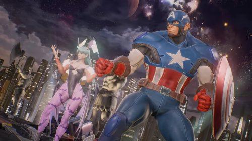 Marvel vs. Capcom: Infinite Adds Morrigan and Captain America