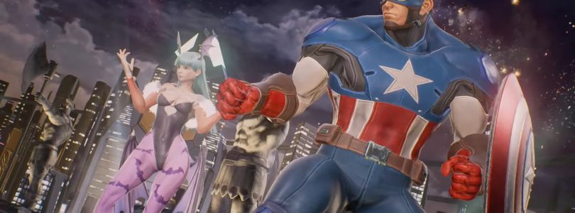 Marvel vs. Capcom: Infinite Adds Morrigan and Captain America
