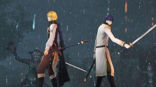 Musou Stars Adds Darius and Hajime Arima to the Roster