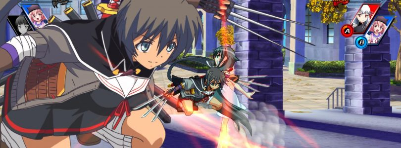 Nitroplus Blasterz: Heroines Infinite Duel Arrives on PC on December 8