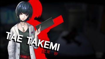 Persona 5 Confidant Trailers Introduce Tae Takemi, Sojira Sakura, and Munehisa Iwai