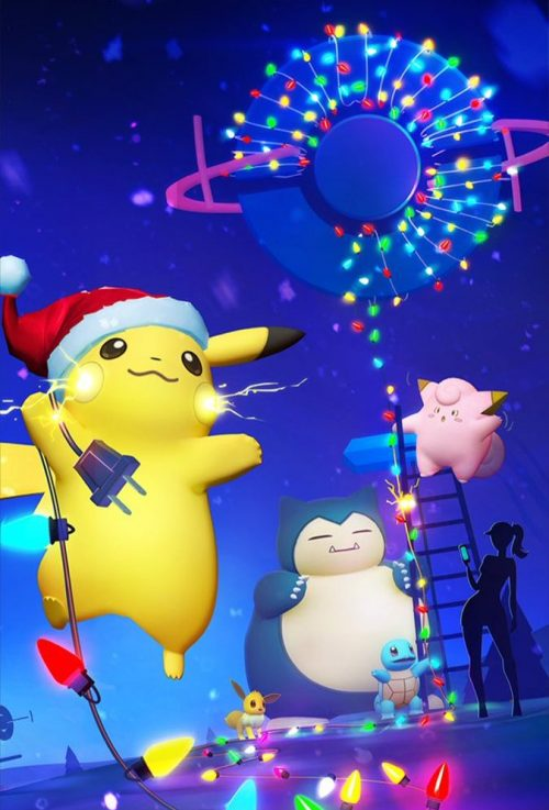 Generation 2 Pokemon Begin Appearing in Pokemon GO