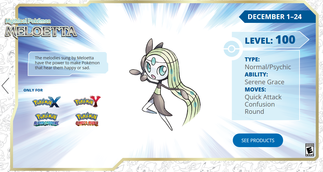 Mythical Pokemon Magearna Now Available in All Regions for Sun ...