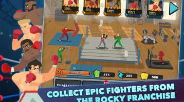 Rocky Franchise Celebrating 40th Anniversary with a Mobile Game