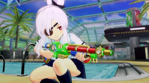 New Senran Kagura: Peach Beach Trailer Released