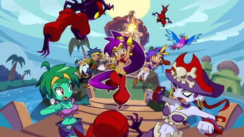 Shantae: Half-Genie Hero Launches Digitally on December 20