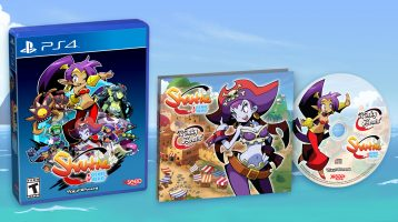 Shantae: Half-Genie Hero Retail Release Planned for December 20