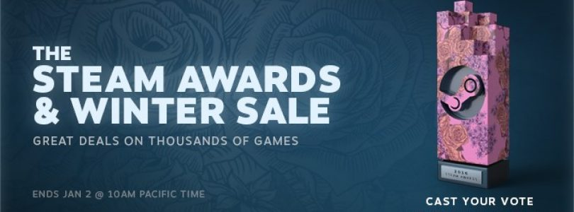Steam Winter Sale 2016 Begins with Steams Award Voting