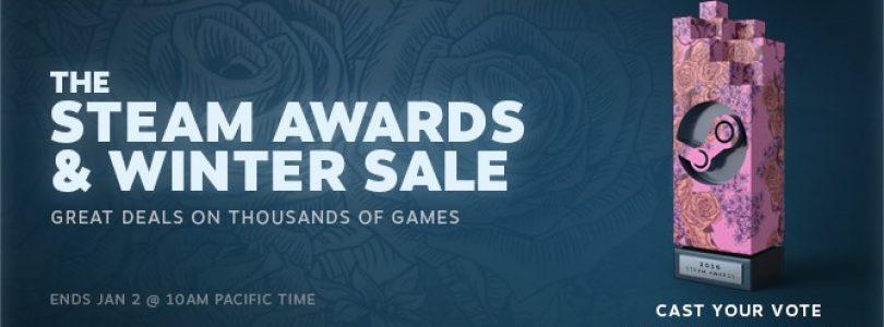Steam Winter Sale 2016 Begins with Steams Award Voting