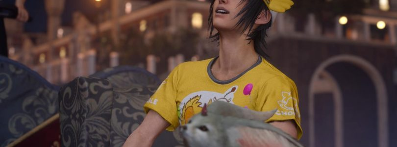 Final Fantasy XV's Moogle Chocobo Carnival Previewed in Latest Trailer