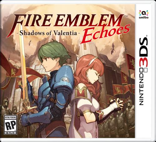Fire Emblem Echoes: Shadows of Valentia Revealed for Nintendo 3DS