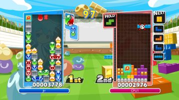 Puyo Puyo Tetris Announced for Western Release on PlayStation 4 and Switch