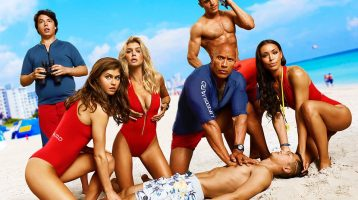 New Set of Winter-Themed Baywatch Movie Posters Released
