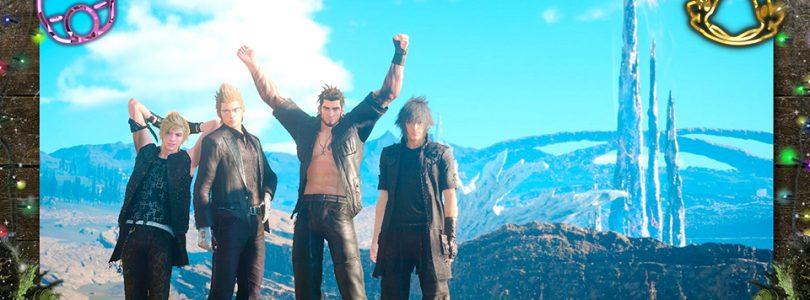 Final Fantasy XV Shipments Reach Six Million
