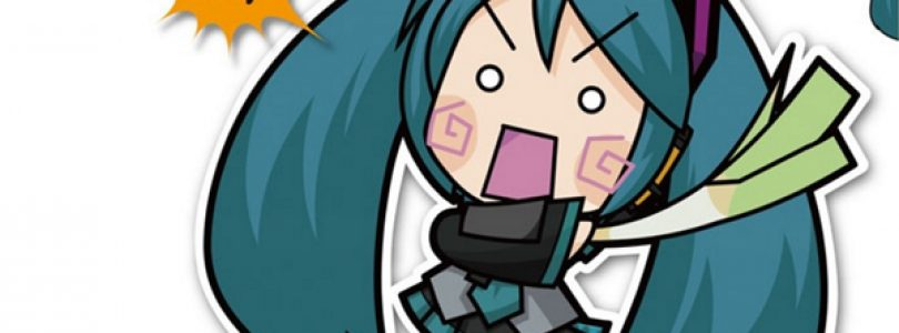 Hatsune Miku Presents: Hachune Miku's Everday Vocaloid Paradise Licensed by Seven Seas