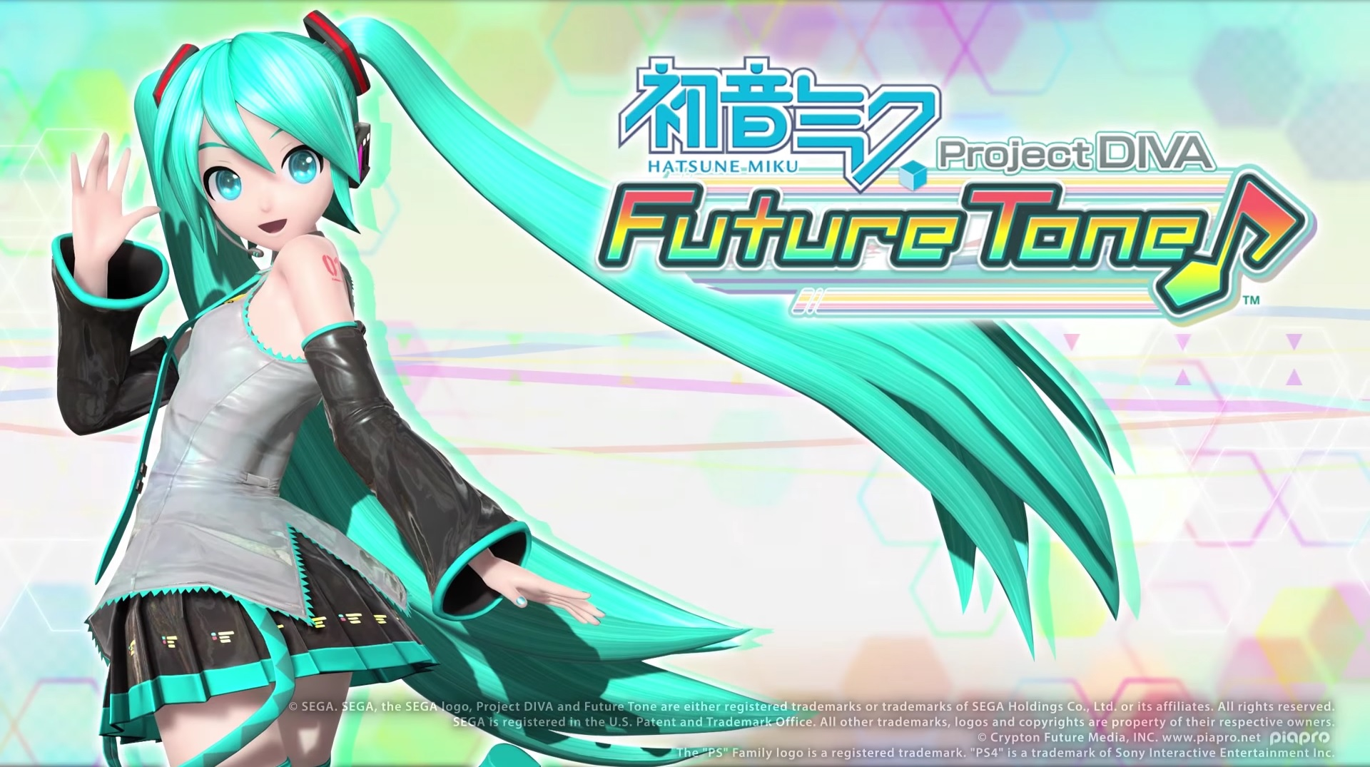 Hatsune miku project diva future tone review capsule computers - Hatsune miku project diva ...