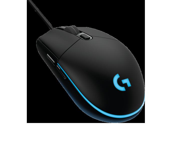 Logitech Announces G203 Prodigy Gaming Mouse - Capsule ...