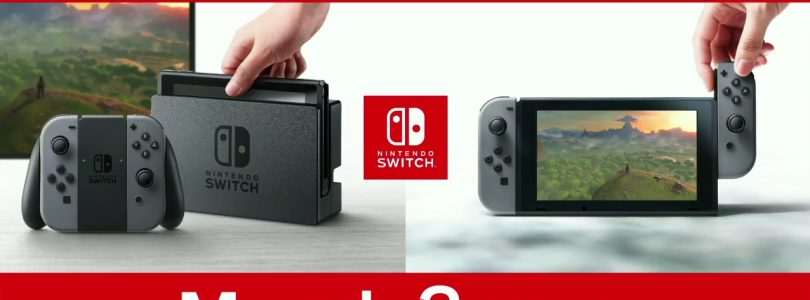 Nintendo Switch Launches Worldwide on March 3rd