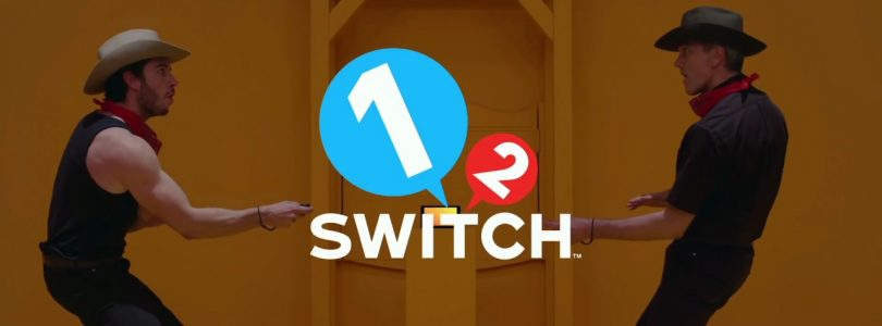 1 2 Switch Revealed as First Switch Party Game