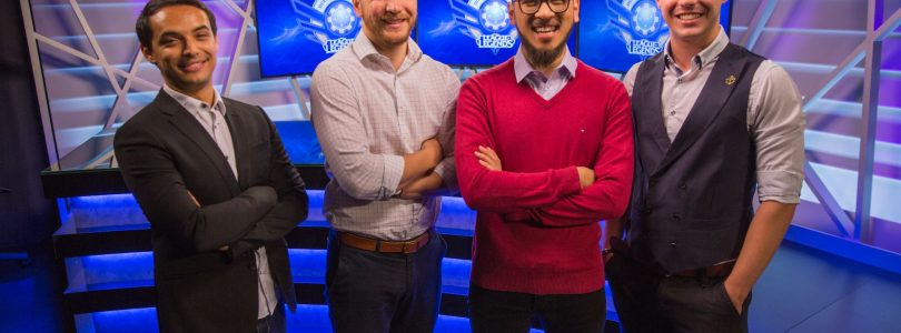 2017 Oceanaic Pro League Schedule and New Broadcast Studio Announced