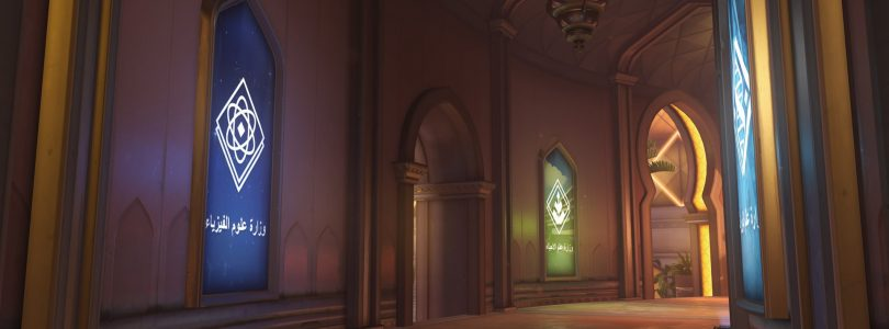 Overwatch's New Map 'Oasis' Now Available on All Platforms