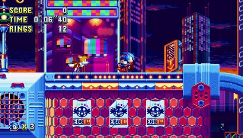 Sonic Mania Confirmed for Switch Release