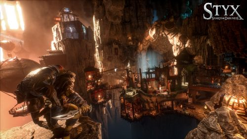 Check Out Styx: Shards of Darkness Co-op Gameplay with Latest Trailer