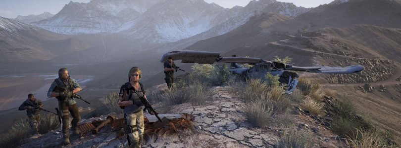 Don Winslow Talks about Writing Tom Clancy's Ghost Recon Wildlands