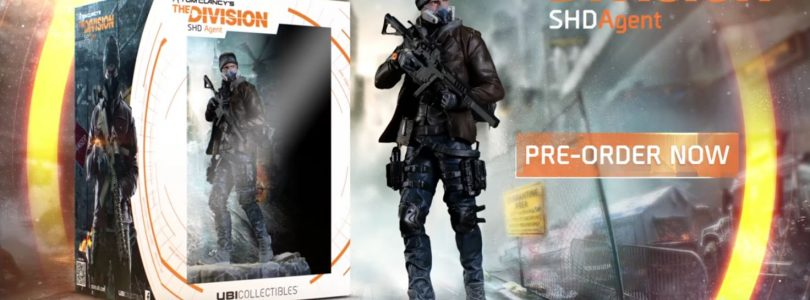 Tom Clancy's The Division SHD Agent Figurine Available For Pre-Order